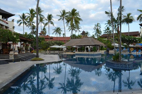 picture of nusa dua beach hotel spa nusa dua tripadvisor. Black Bedroom Furniture Sets. Home Design Ideas