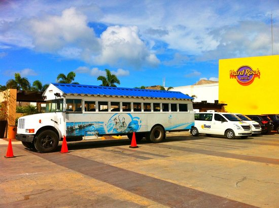 hard rock casino shuttle
