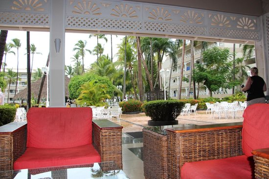 Vista Sol Punta Cana : Лоби-бар