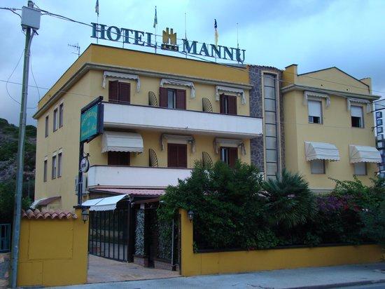 Mannu Hotel : Photo de l'hotel restaurant