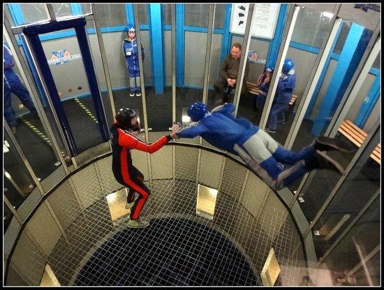 ... - Picture of Indoor Skydive Roosendaal, Roosendaal - TripAdvisor
