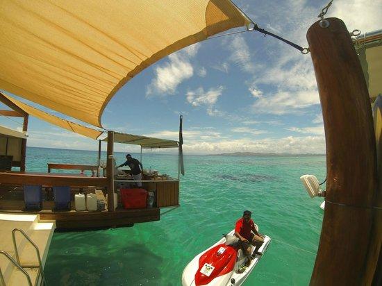 Jet Ski Island Adventures Fiji: Cloud 9