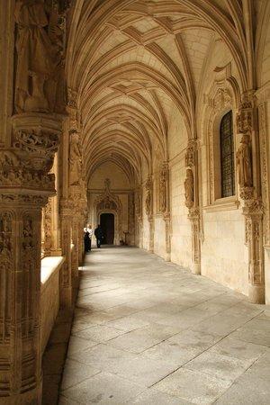Monastery of San Juan de los Reyes: In the cloister