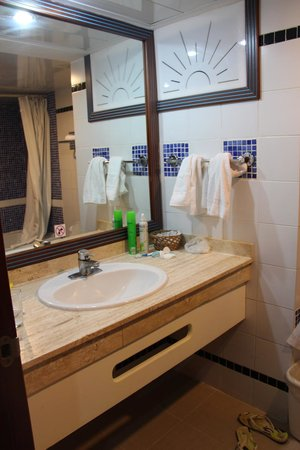 Vista Sol Punta Cana : Ванная комната
