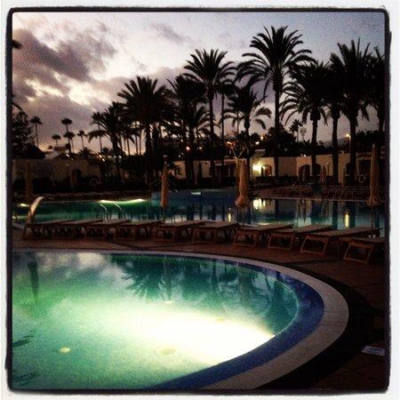 HD Parque Cristobal Gran Canaria : Super dejligt sted.