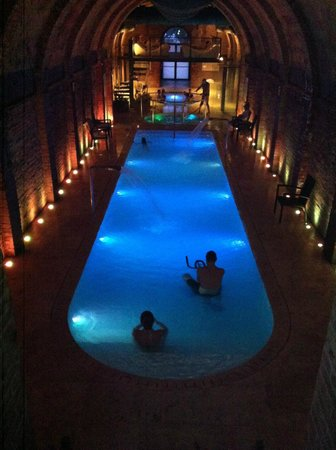 Etruria Resort & Natural Spa: piscina