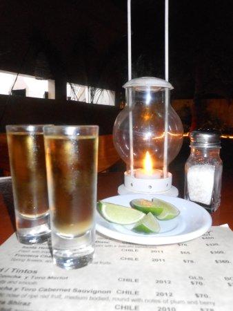 La Cocay : Tequila!