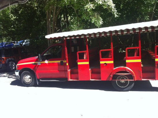 Trunk bay taxi