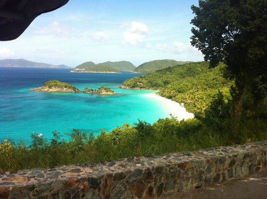 Trunk Bay - Paradise on St. John