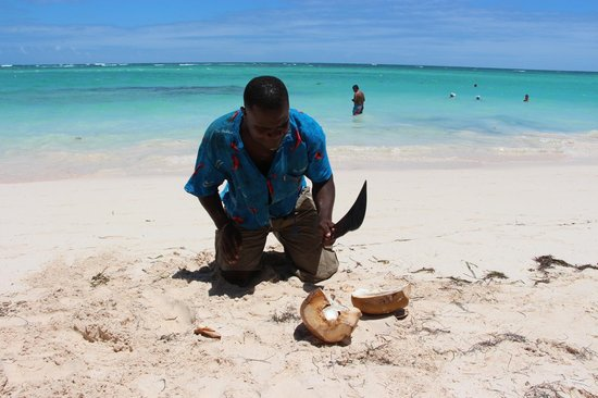 Vista Sol Punta Cana : На пляже