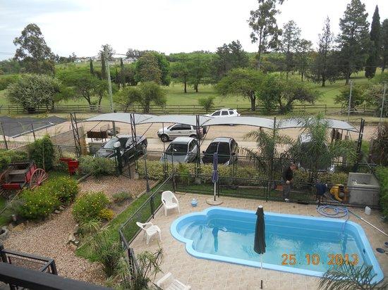 Vista al Golf Aparts