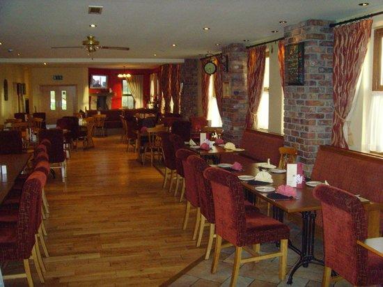 The Angler's Rest: restaurant  3