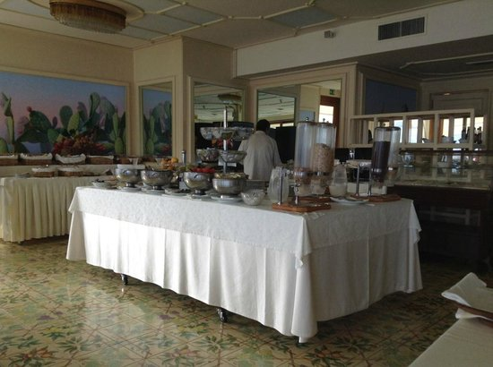 Hotel Bristol: Breakfast buffet