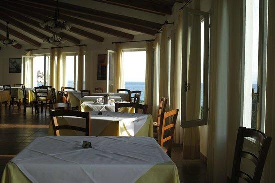 Hotel Grotte del Paradiso : Frühstück