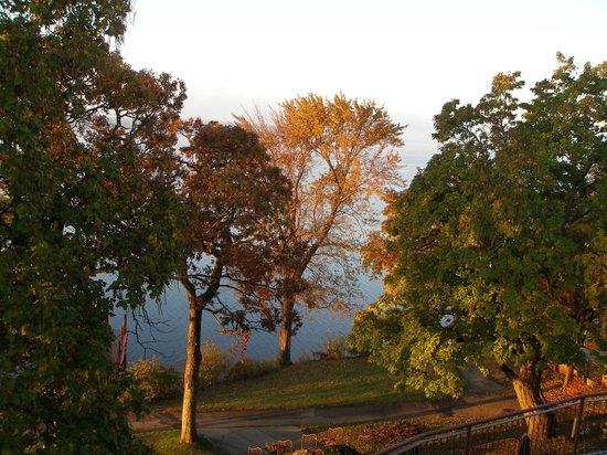 Heidel House Resort & Spa: Fall colors were gorgeous!