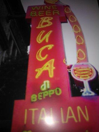 Bucca Di Beppo