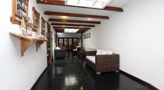 Hostal de la Patagonia: Hall