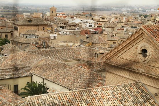Museum of Visigothic Culture: View from the tower