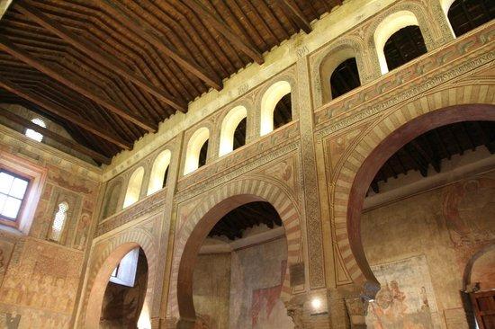 Museum of Visigothic Culture: Arches