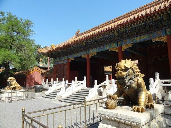 Beijing Hotel NUO: Rincones sin publico de la Ciudad Prohibida.