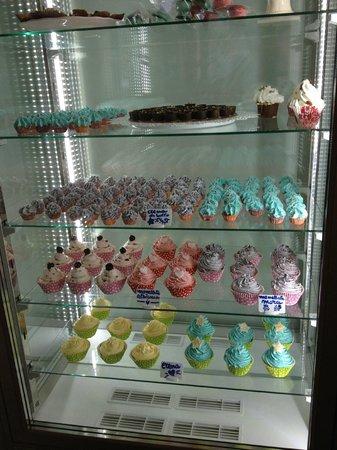 Mignon Pasticceria Firenze Italia: Cupcake Options