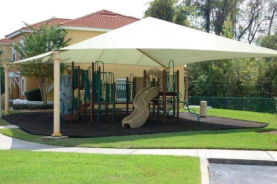 Hapimag Resort Orlando: Überdachter Spielplatz