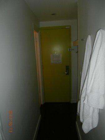 Hudson Hotel New York: hallway