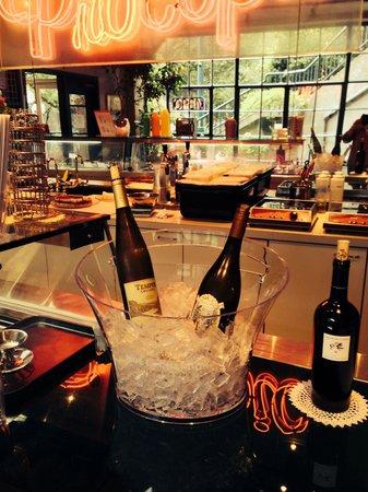 Photo of Italian Restaurant Procopio at 1501 Western Ave, Seattle, WA 98101, United States