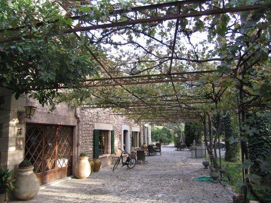 Finca Ca's Sant: das Haupthaus