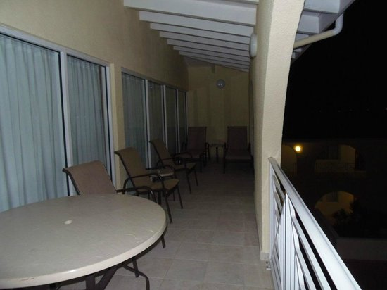 Simpson Bay Resort & Marina: balcon