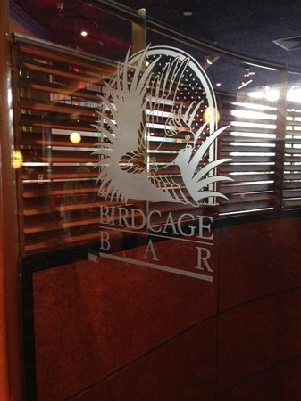Wrest Point: Birdcage Bar