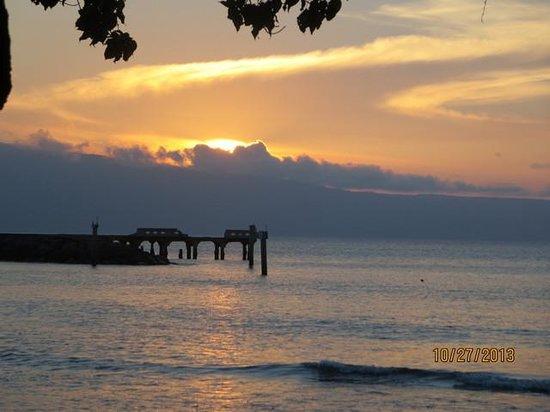 Aloha Mixed Plate: Great Sunset Spot