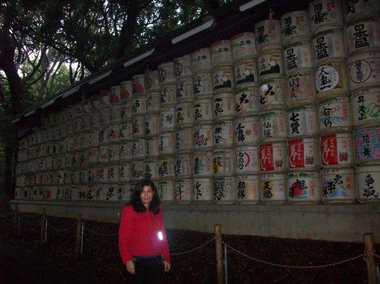 il torii - Picture of Meiji Jingu Shrine, Shibuya - TripAdvisor