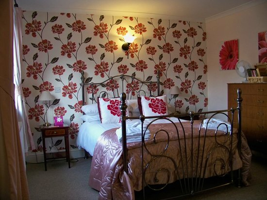 White Horse Ridgewell: Double room