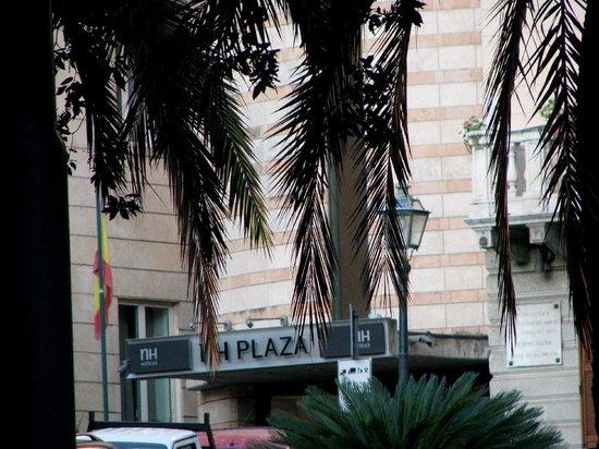 NH Genova Centro : ai piedi di Mazzini