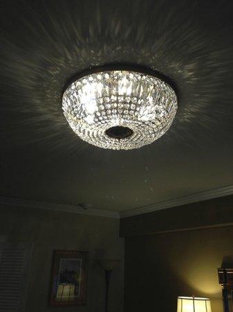 Hotel Mazarin : Fixture in room