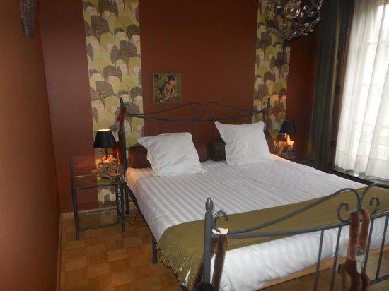 Full House Hotel: slaapkamer