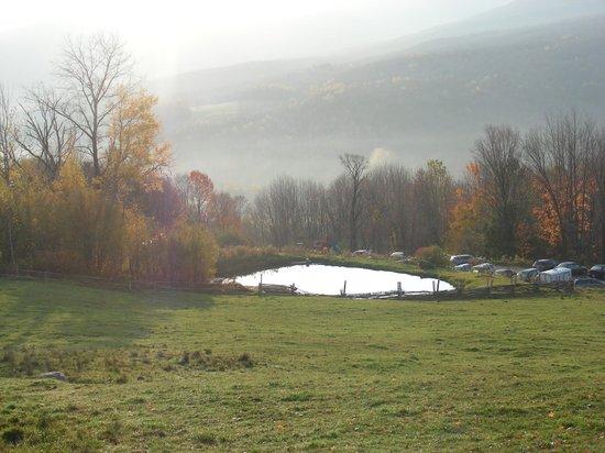 Au Diable Vert : Petit lac
