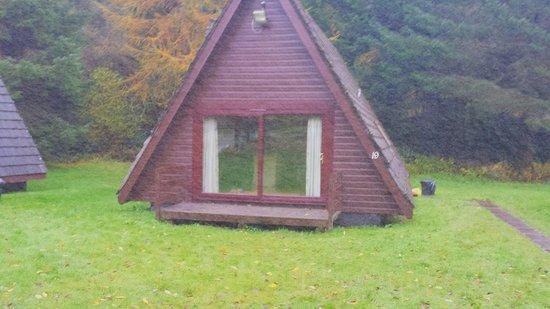 Great Glen Water Park: Lodge 19