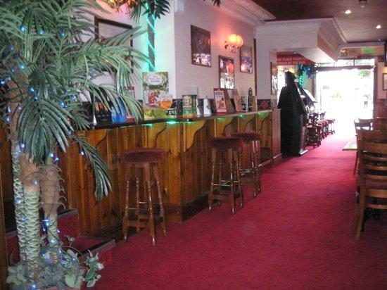 Shiraz Interior from the main entrance