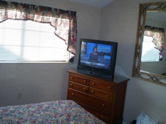 Fernwood Resort: Bedroom