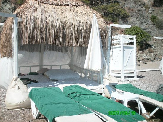 Rixos Premium Tekirova : пляж