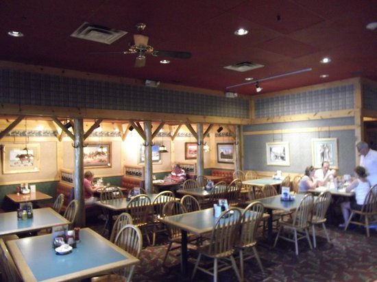 Ruby's Inn Cowboy's Buffet and Steak Room: La salle
