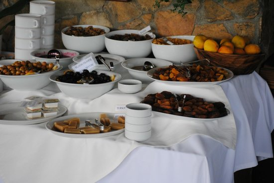 Megara Palace Hotel: breakfast