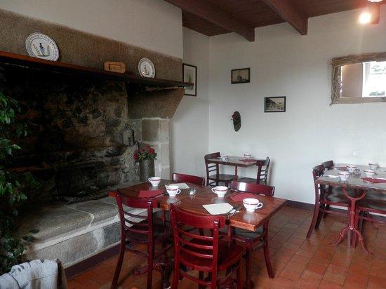 L'ile Saint Nicolas : La salle