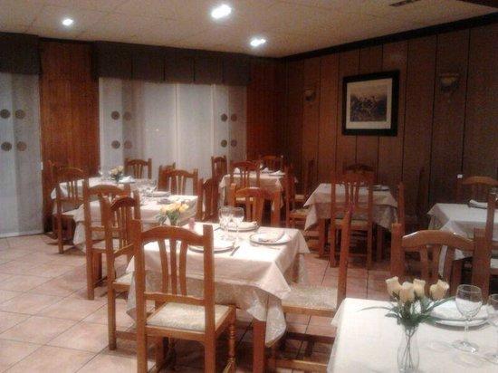 Restaurante Casa Caro: El salón comedor!!