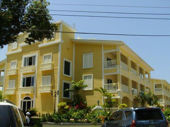 Telamar Resort : Entrada