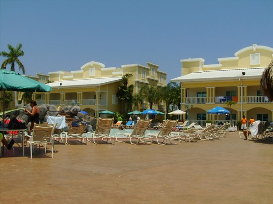 Telamar Resort : Buen ambiente