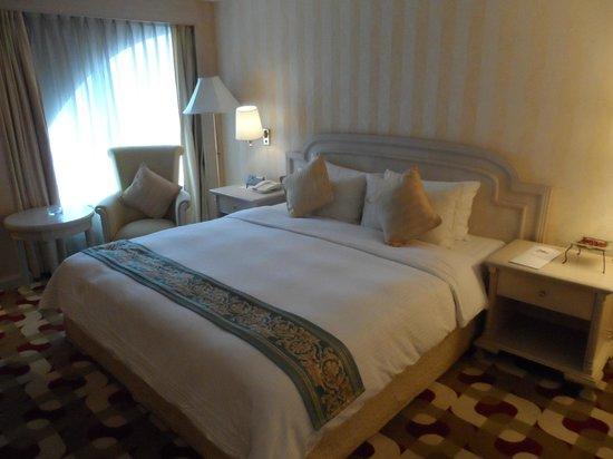 Berjaya Waterfront Hotel, Johor Bahru: The room layout