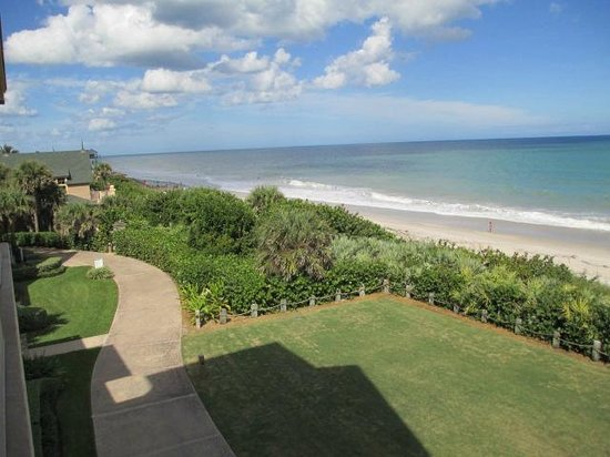 Disney's Vero Beach Resort: view from our balcony